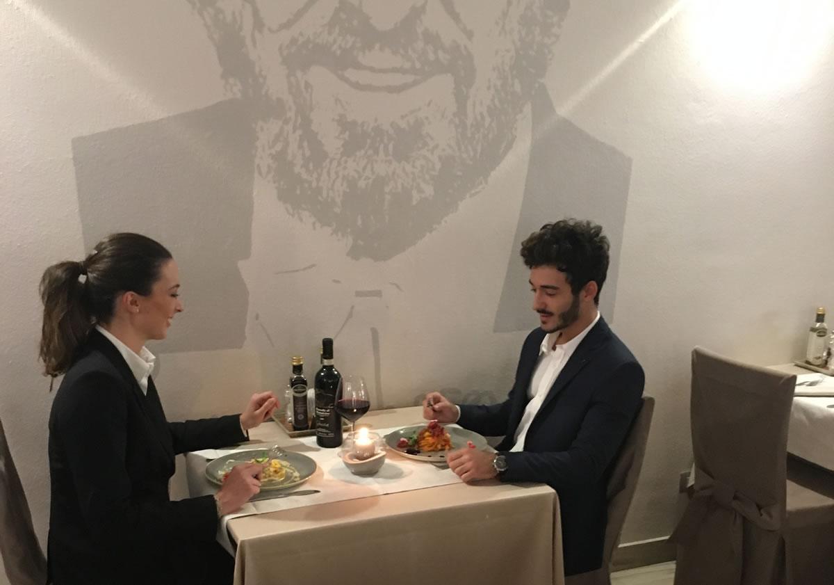 Cena per due persone